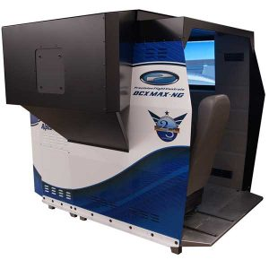 Full Motion DCX-MAX Flight Simulator
